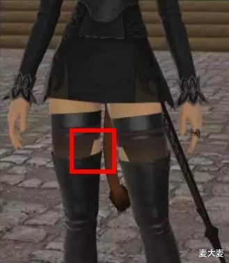 为什么在游戏中玩家没办法自定义角色臀部?插图(7)