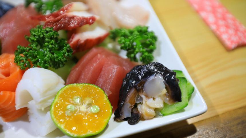 冲绳美食|割烹大鹫(大鹫寿し),超平价生鱼片握寿司,拉面料理