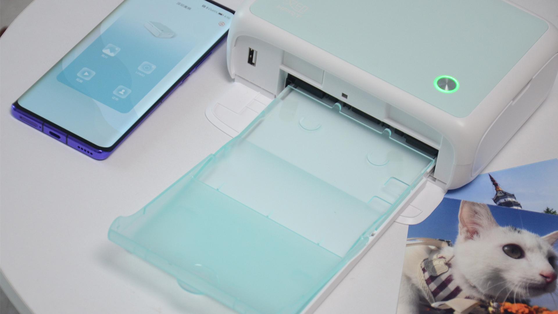 打印一张照片仅需1块多?国产新款照片打印机:汉印CP4000L评测