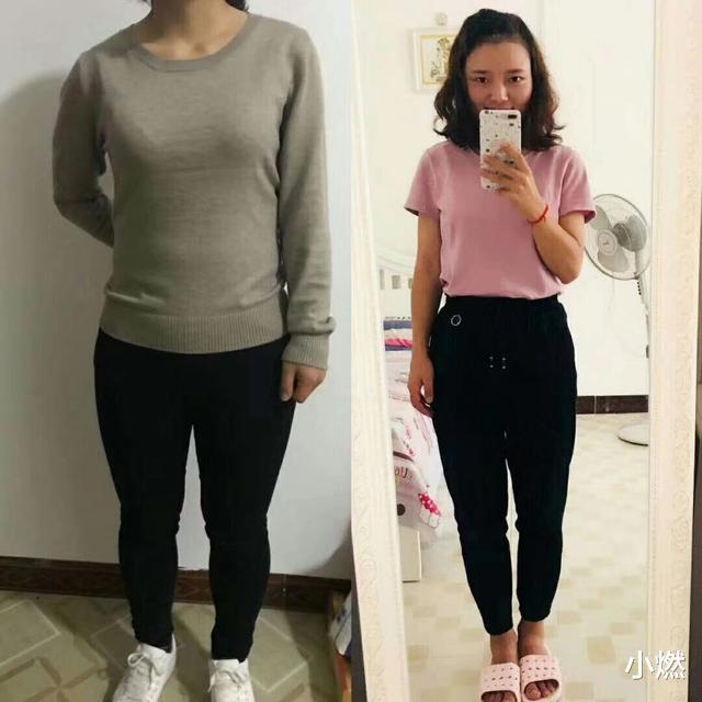 美女挑战60天减重21斤,拒绝挨饿减肥,分享独家瘦身法