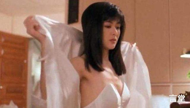 关之琳自曝:当年没有那件事,如今已是刘德华夫人!