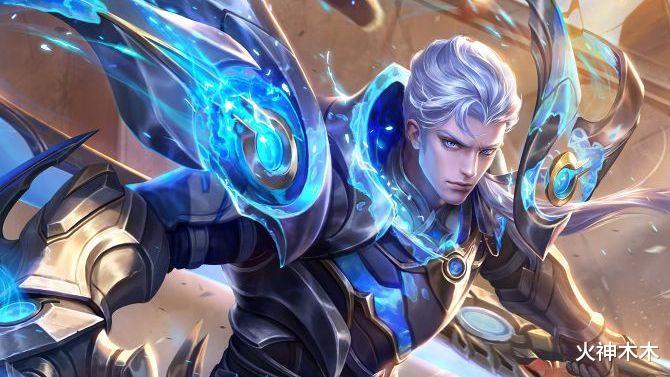 《【煜星娱乐线路】王者荣耀:铠皇退位,吕布不再强势,他却成为最强战士》