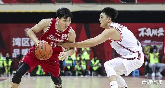 广厦与浙江将在第五轮碰面,谁能赢得比赛?孙铭徽与吴前让人期待