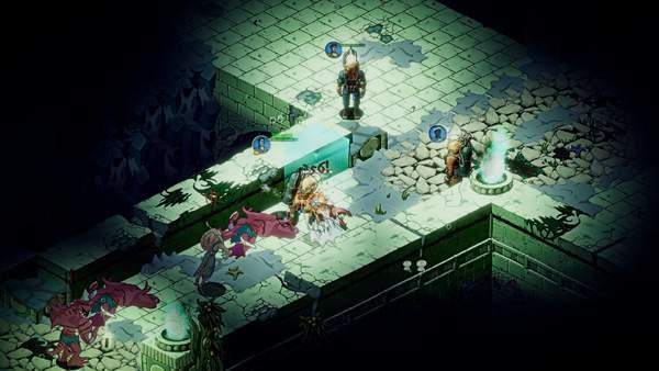 dota2测试服_策略RPG《激荡海渊》登陆Steam 将于10月30日发售-第1张图片-游戏摸鱼怪