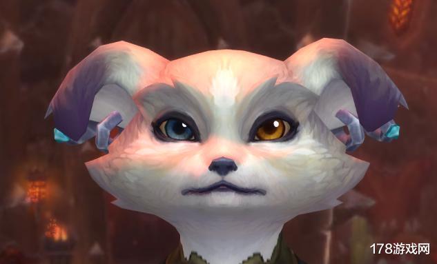魔兽9.0前瞻:已实装的狐人新瞳色和首饰浏览 耳环 首饰 单机资讯  第43张