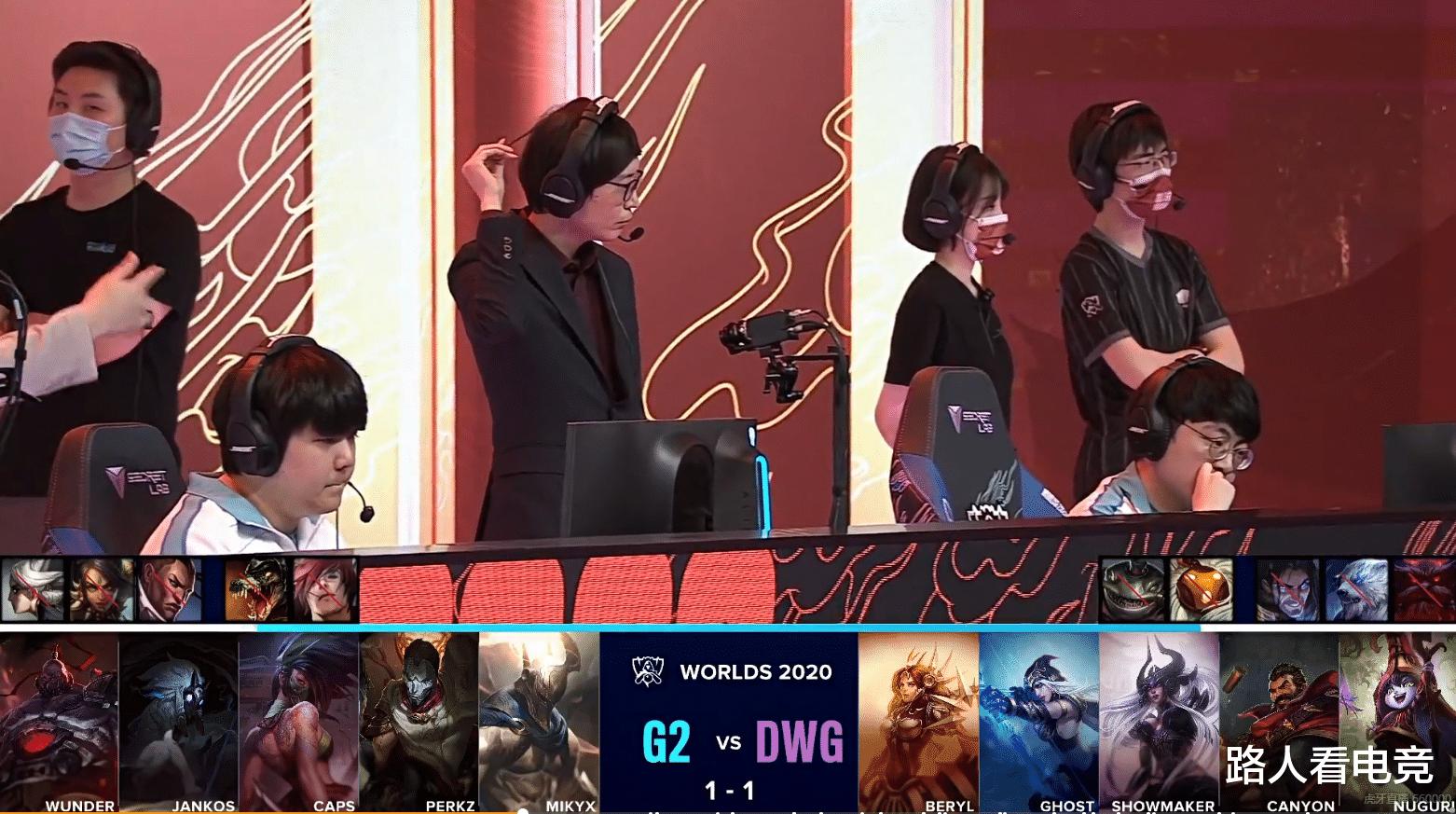 """吉隆坡major_G2辅助把潘森玩成了""""敢死队"""",DWG再胜G2拿下赛点"""