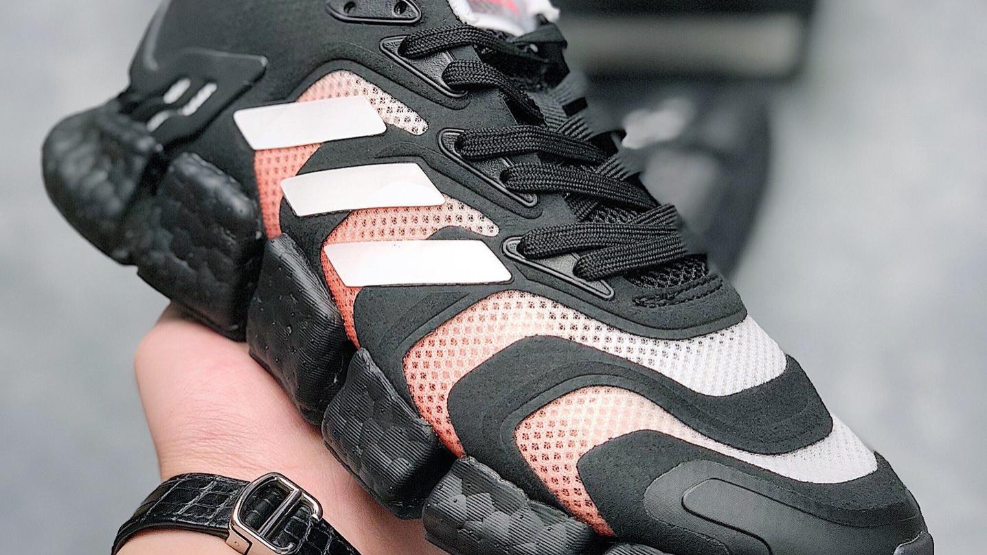 夏季跑鞋必选!Adidas Climacool Boost 清风跑鞋开箱