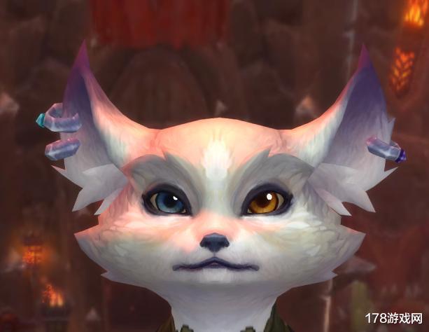 魔兽9.0前瞻:已实装的狐人新瞳色和首饰浏览 耳环 首饰 单机资讯  第41张