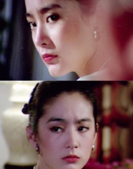 琼瑶说,没有人可以跟她比美。网友:确实,陈红也不能