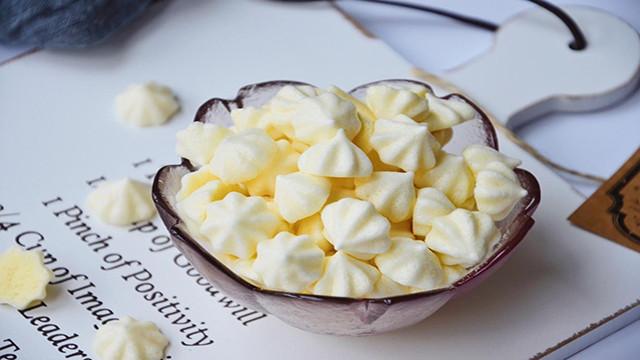 教你做零失败入口即化的酸奶溶豆,只需掌握几个技巧,好吃又放心