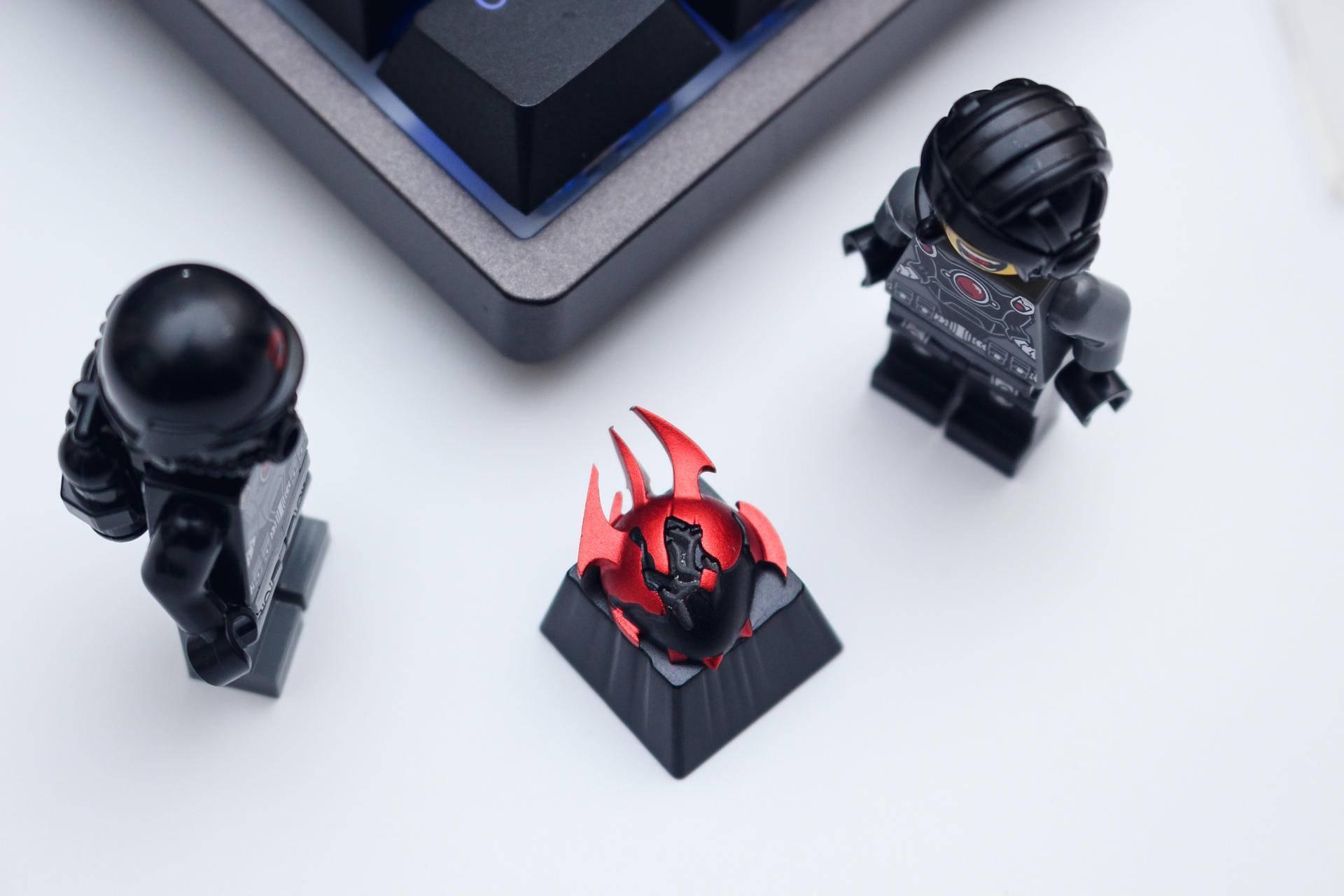 是不是傻,一把键盘的钱只买了一颗键帽?插图(9)