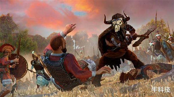 《【煜星娱乐平台注册】可以不玩,但不能没有:《全面战争:特洛伊》Epic发售当日即免费赠送》