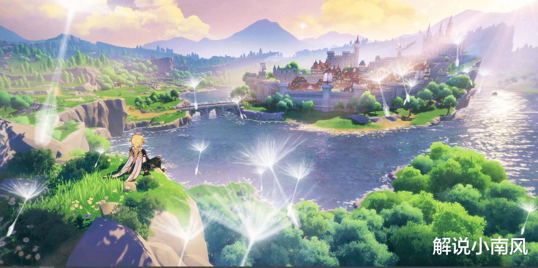 超级马里奥世界2_游戏圈玩家福利!不氪金也能玩的国产大作冒险RPG《原神》上线