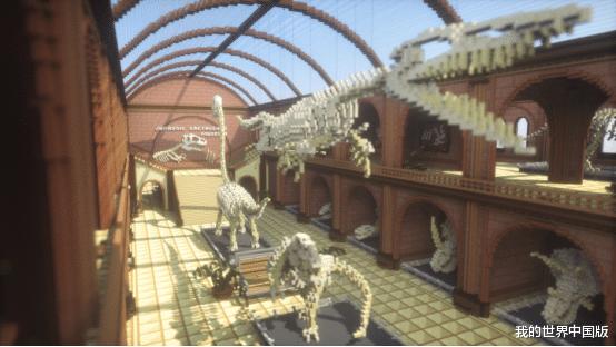 假如史蒂夫在《我的世界》重返侏罗纪 这4条恐龙足以称霸主世界 侏罗纪 恐龙图片 恐龙游戏 重返侏罗纪 史蒂夫 恐龙 端游热点  第8张