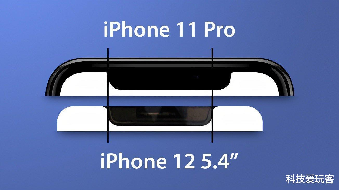 "iPhone12外观再迎反转!真机现身实锤:""小刘海""泡汤"