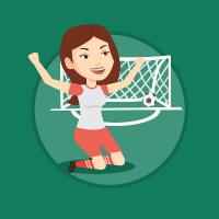 女生爱说篮球