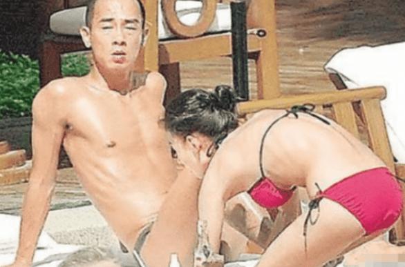 """39岁张柏芝前半生是""""烈酒"""",当了3个孩子的妈后,变成了""""浓茶"""""""
