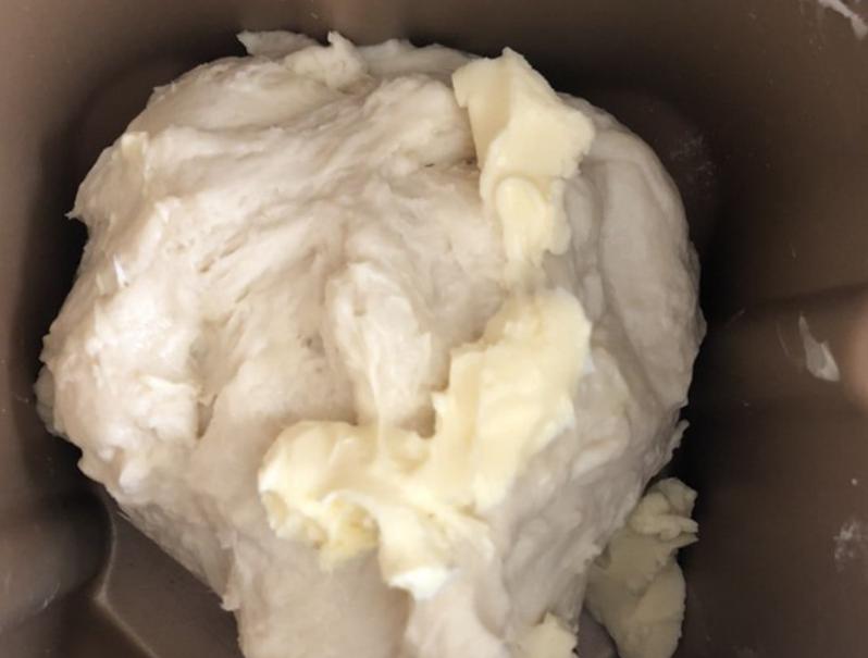 软糯香甜的日式芋泥包,自己制作健康无添加,每一口都很治愈