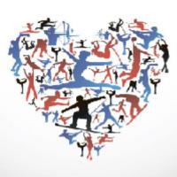 健康生命在于运动