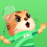 PK虎羽毛球