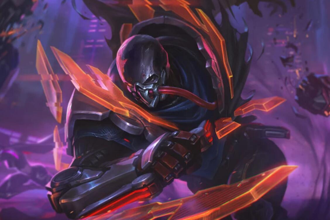 LOL:拥有特殊设定的4个英雄,一个固定攻速,一个固定血量 电竞 吸血鬼 英雄联盟 手游热点  第3张