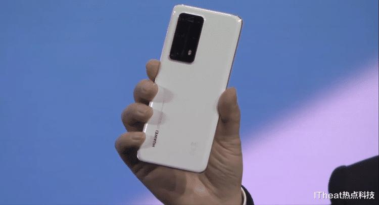 华为正式发布P40系列手机:拍照王者降临,10倍光学变焦