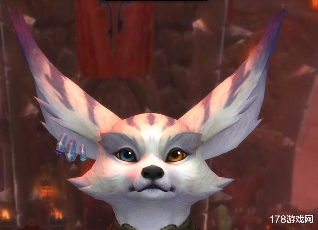 魔兽9.0前瞻:已实装的狐人新瞳色和首饰浏览 耳环 首饰 单机资讯  第16张