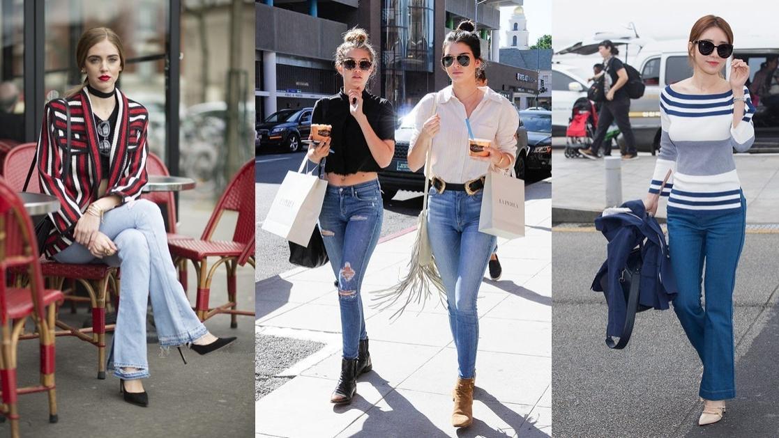 牛仔裤不能经常洗?丹宁裤的版型挑选和清洗保养,二十个大势品牌鉴赏