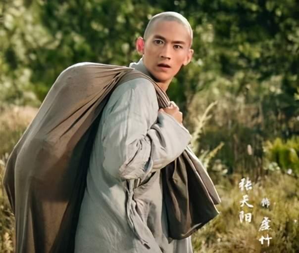 新《天龙八部》将接档《鹿鼎记》播出:乔峰不霸气,段誉带耳钉插图14