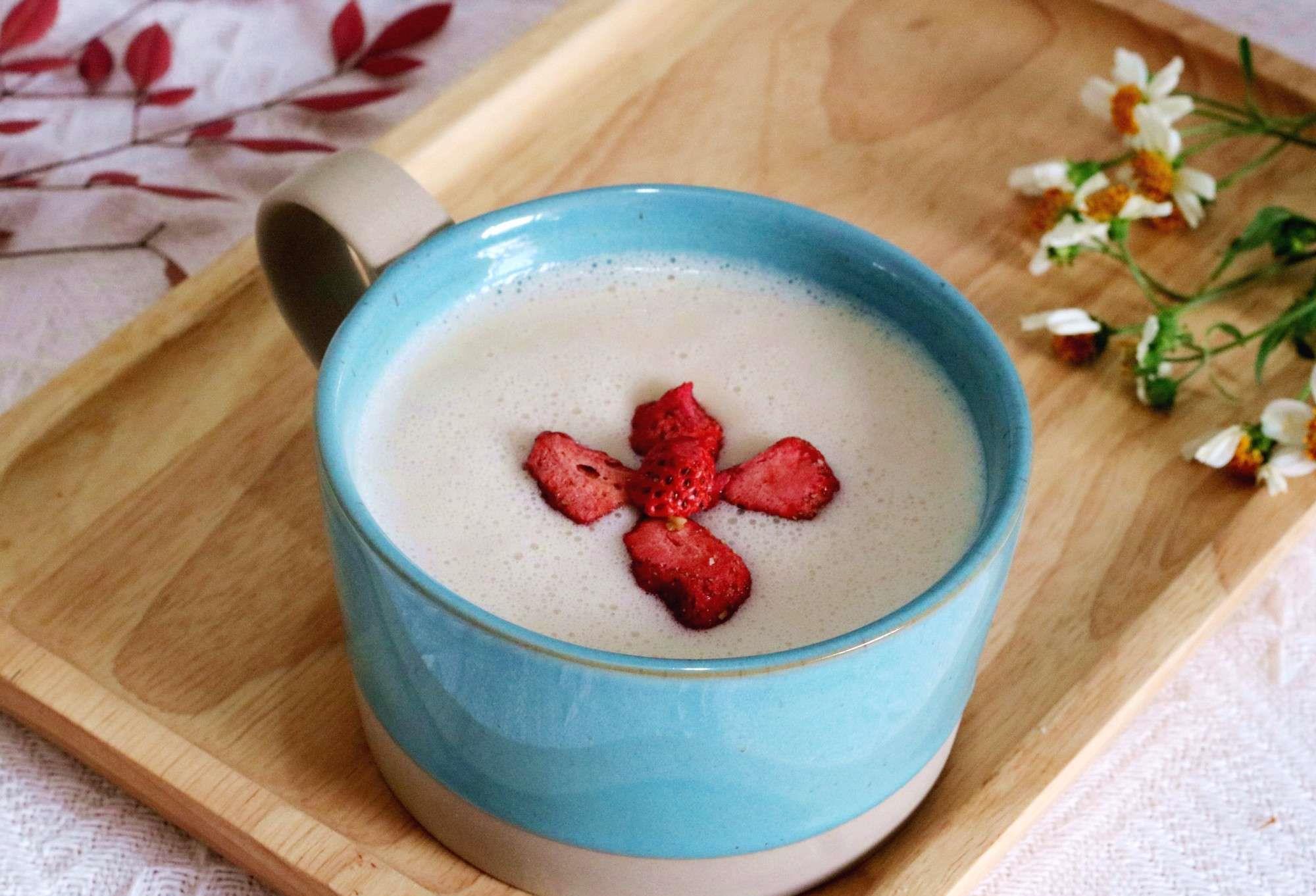 魔神之怒_秋天,喝豆浆喝果汁,不如喝它,比牛奶还便宜,营养又好喝