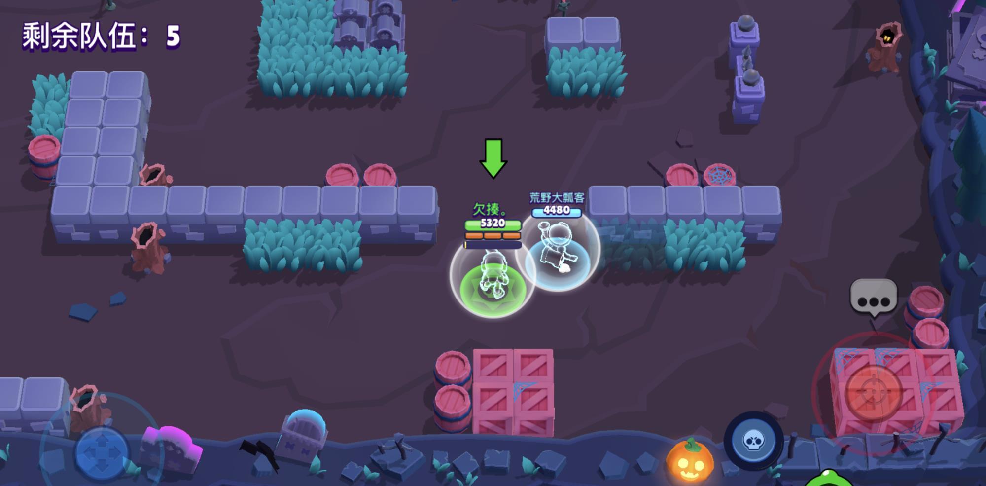 天河传说支线_《荒野乱斗》透明英雄格外有趣,暗夜夺魄模式让玩家新鲜感倍增