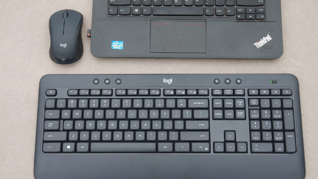 畅快自由之味 罗技MK540无线键鼠套装评测