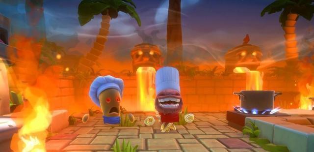 问道多多_《胡闹厨房》将于11月24日发售,PS5盒装版中文官网同步登场