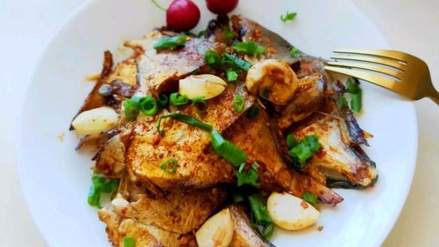 在家也能做烤鱼,味道不比外卖差!