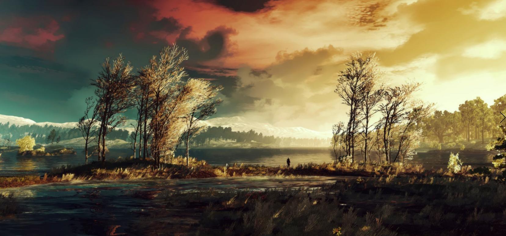 焚香谷加点_巫师三: 狂猎壁纸分享-第13张图片-游戏摸鱼怪