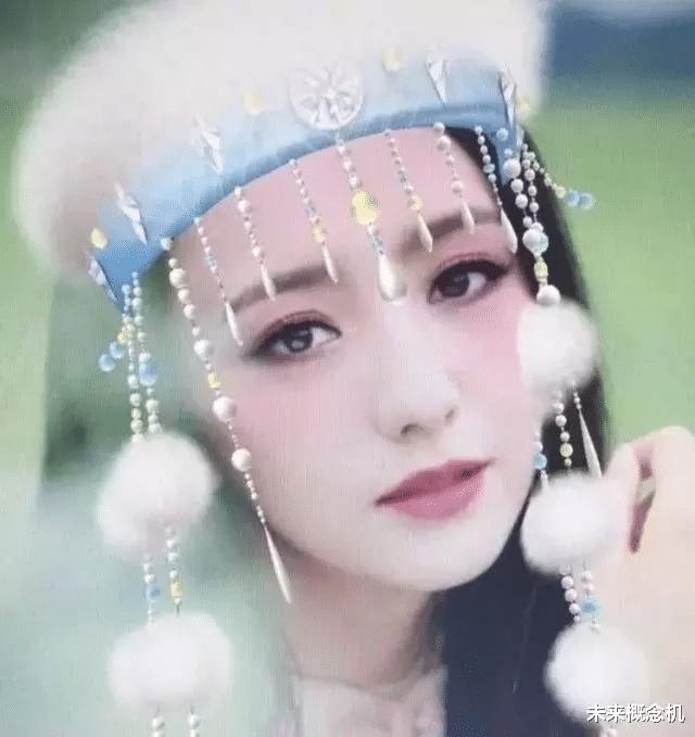 明星香妃造型曝光,杨紫冷艳,赵丽颖可爱,杨幂惊艳,只有她最逼真