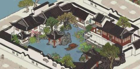 水墨风的模拟经营手游,历史背景完全架空,十分适合中国玩家 唐伯虎 模拟经营 手游 手游热点  第2张