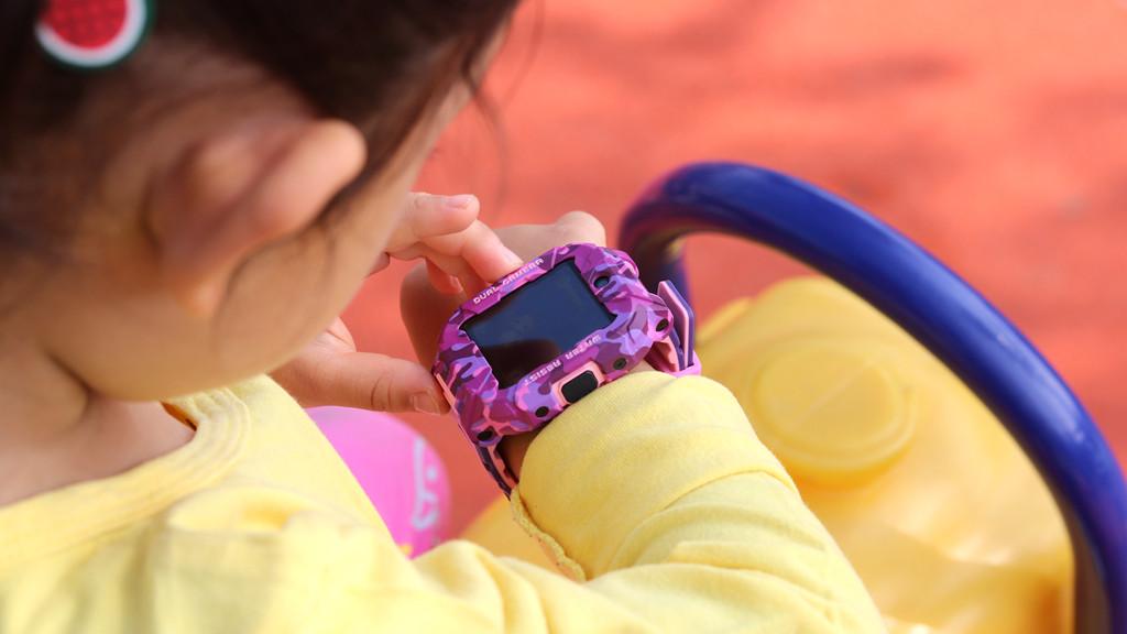 360儿童手表S2评测,3D立体定位前后双摄,小天才Z6表示很无奈