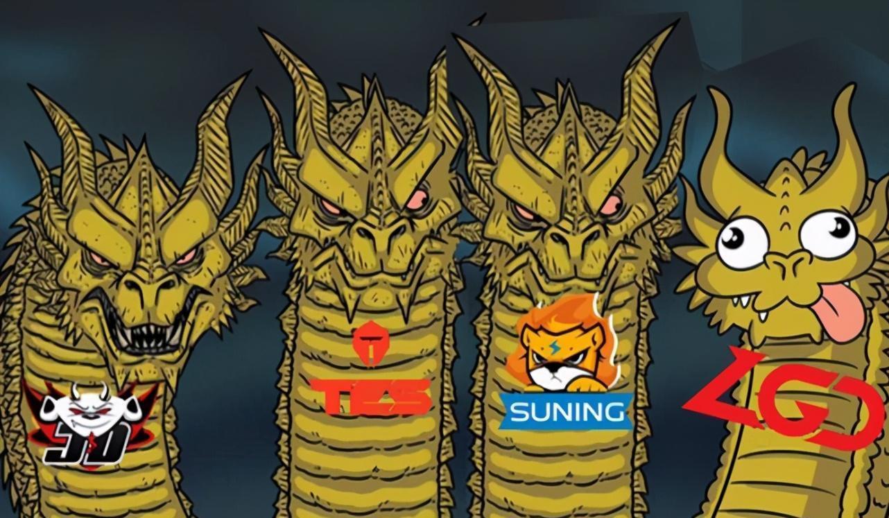 三国志12_LOL:如果抛开一切成见,苏宁对阵京东,这场比赛你更看好谁?