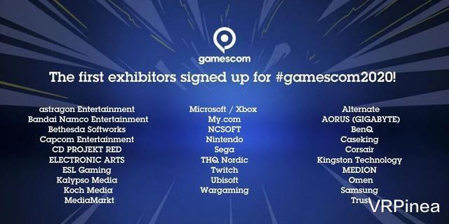 娱乐平台_2020科隆游戏展落幕,你最期待哪一款游戏?