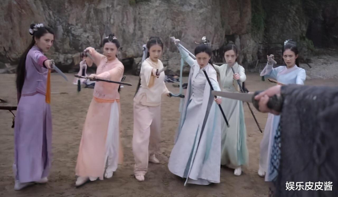 《鹿鼎记》才更新14集,7个老婆已经出现5个,后面31集该怎么演?插图12
