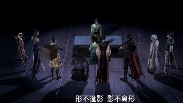 《天行九歌》中逆鳞剑或许和八玲珑有相似的地方!