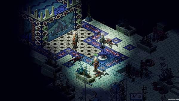 dota2测试服_策略RPG《激荡海渊》登陆Steam 将于10月30日发售-第5张图片-游戏摸鱼怪