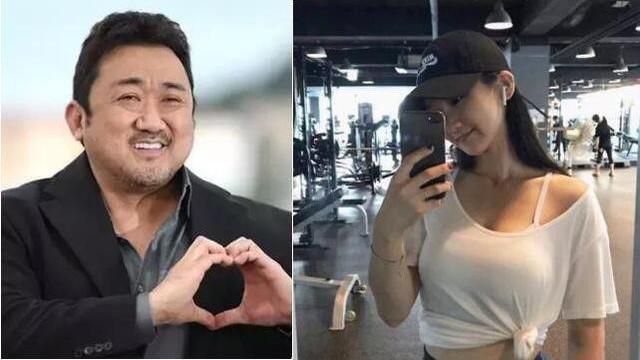 韩国健身老师艺正花,被硬汉马东锡俘获,一边健身一边收获爱情