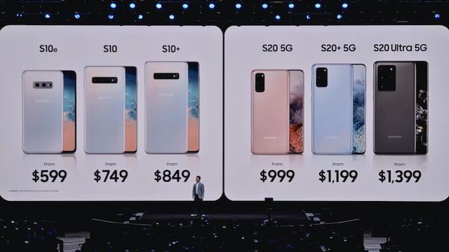 三星S20系列发布,搞清这五点,就知道我们是否该换手机了