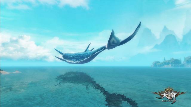 草稚京_除了诱人美景和万千宝藏,这个游戏海底还盘踞着万米上古神兽-第6张图片-游戏摸鱼怪