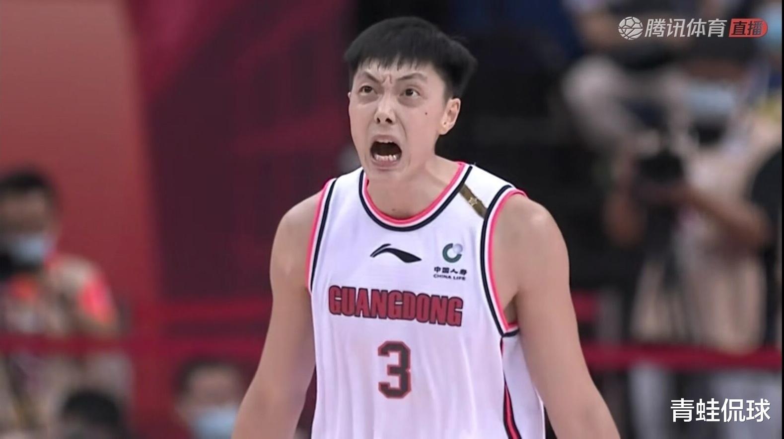 广州男篮要胡明轩,朱芳雨做出表态,广东男篮要补强内线太难了