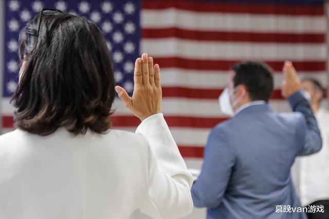 亚裔移民:我距离成为美国公民还有10分钟,特朗普故意为难