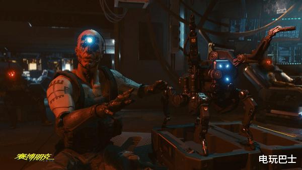 粉碎机器人_《赛博朋克2077》主线流程将稍短 游戏内容未缩水