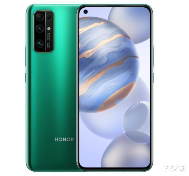 7月中端手机性能排行榜:荣耀30第四,华为nova 7第六!